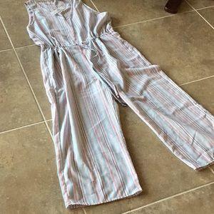 Drew jumpsuit, size large, NWT